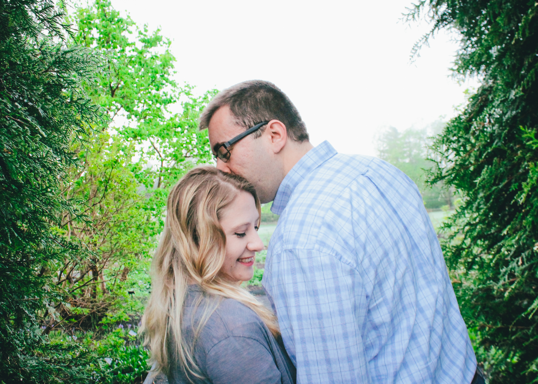 Kristina and Mike's Sunrise Sweetheart Session