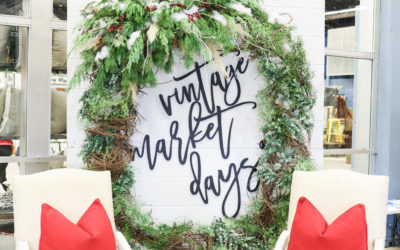 Vintage Market Days: A Splendid Christmas